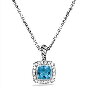 David Yurman 'Albion' Petite Pendant Necklace